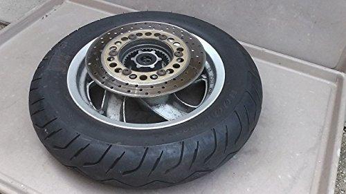 バイクパーツ マジェスティ ABS SG03J-037xxx の フロントホイール タイヤ 【中古】