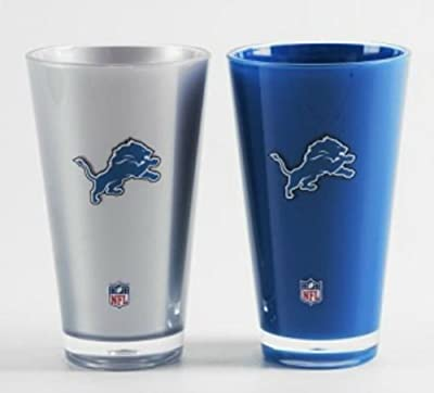 Duck House 9413101632 20 oz. Detroit Lions Tumbler