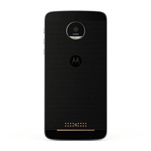 Moto Z Unlocked Smartphone - Lunar Grey - 64GB (U.S. Warranty)