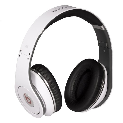 Beats Studio by Dr. Dre - Hi-Def Noise-Canceling Over-Ear Headphones