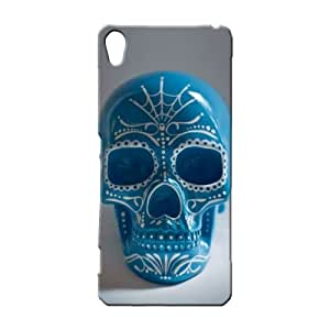 BLUEDIO Designer 3D Printed Back case cover for Sony Xperia X - G4458