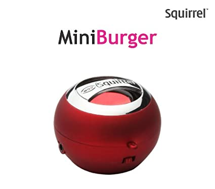 Squirrel BSV-22 Mini Burger Wireless Speaker