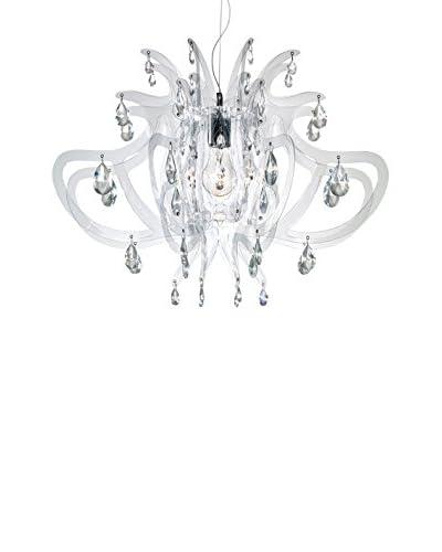 SLAMP Lámpara de techo Lillibet Transparente