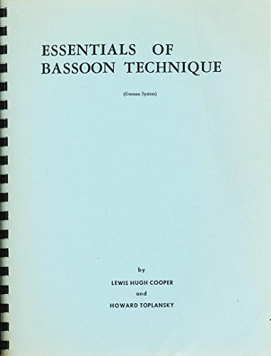 essentials-of-bassoon-techniques