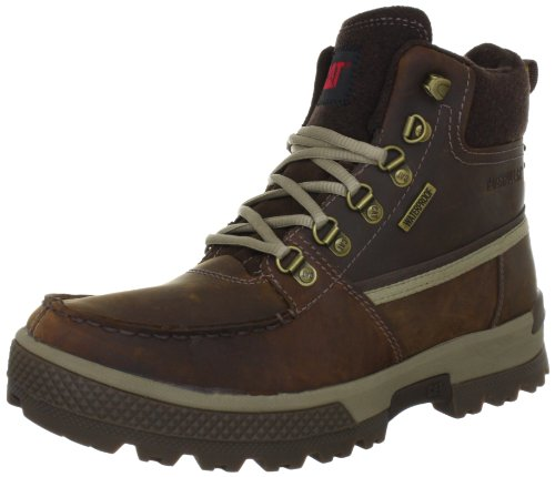 Cat Footwear TRENT WP Chukka Boots Mens Brown Braun (MENS DARK BROWN) Size: 7 (41 EU)