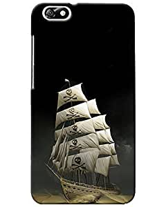 Huawei Honor 4X Back Cover Designer Hard Case Printed Cover