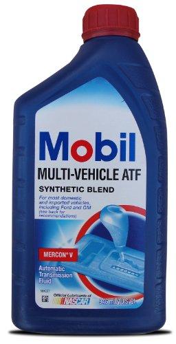 Mobilfluid Automatic Transmission Fluid : Mobil multi vehicle automatic transmission fluid