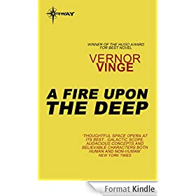 A Fire Upon the Deep (Zones of Thought) (English Edition)