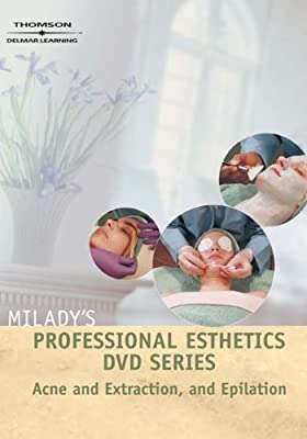 Professional Esthetics DVD Series: Acne and Extraction, and Epliation