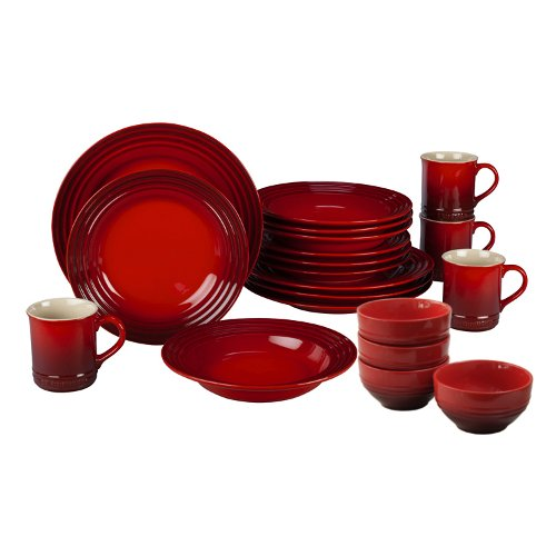 le-creuset-cherry-stoneware-16-piece-dinnerware-set-plus-4-cereal-bowls