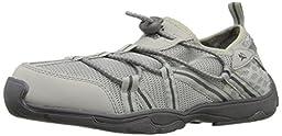 Cudas Men\'s Tsunami II Water Shoe, Grey, 11 M US
