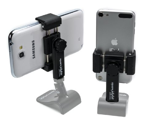 Square Jellyfish Smartphone Spring Tripod Mount
