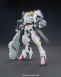 HG 機動戦士ガンダム 鉄血のオルフェンズ 新MS C (仮) 1/144スケール 色分け済みプラモデル