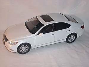 Lexus Ls460 Ls 460 Weiss 1/18 Norev Modellauto Modell Auto