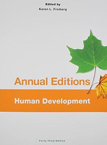 Human Child Development front-631888