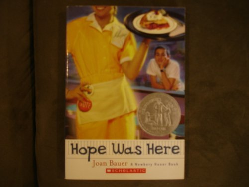 Hope Was Here (A Newberry Honor Book)