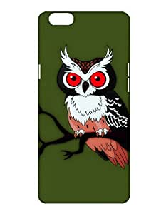 Crackndeal Back Cover for Oppo F1s
