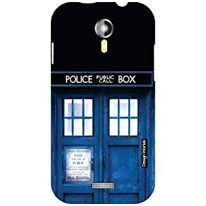 Design Worlds Micromax A117 Canvas Magnus Back Cover - Public Designer Case and Covers