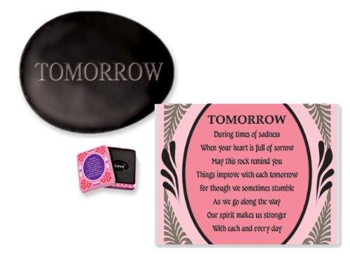 Stones of Sentiment with Tin Box, Tomorrow