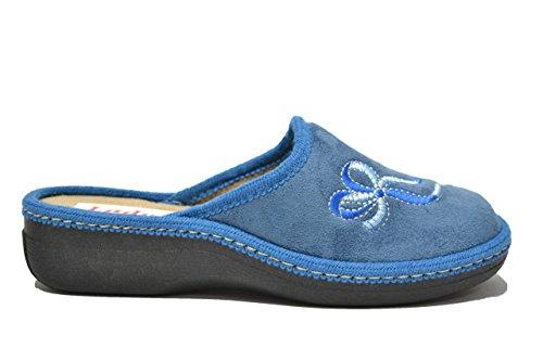 Melluso Ciabatte scarpe donna avio P3102 38