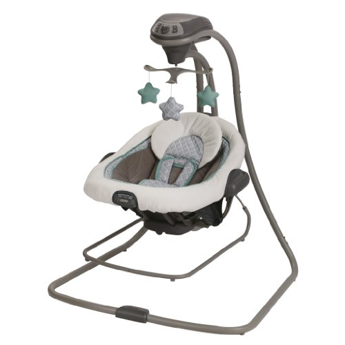 Review Of Graco Duet Connect LX Swing and Bouncer, Manor