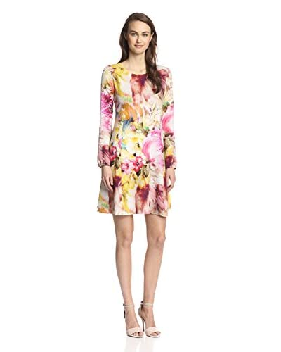 Sfizio Women's Floral Dress