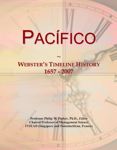 pacifico-websters-timeline-history-1657-2007