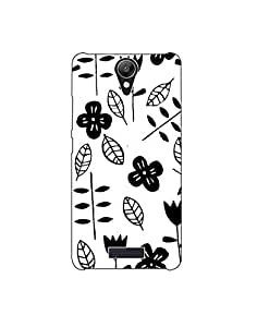 micromax spark nkt03 (364) Mobile Case by Mott2 - Typography