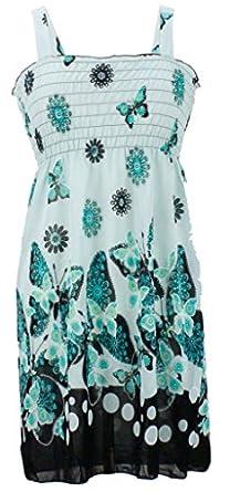 NY Deal Women's Summer Short Dresses, 47-Mint, Small