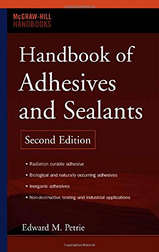 Handbook Of Adhesives And Sealants (Mcgraw-Hill Handbooks)