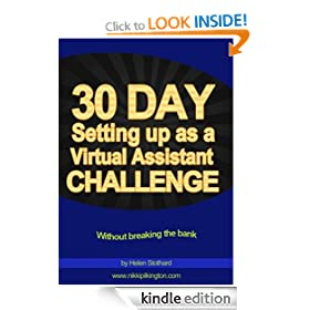 30 Day Setting up as a Virtual Assistant Challenge (30 Day Challenges)