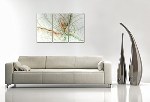 impression gicl e sur toile en grand format chaos 120x80cm photo sur t. Black Bedroom Furniture Sets. Home Design Ideas