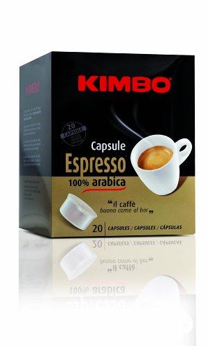 Order Kimbo Capsules Espresso 100% Arabica by Kimbo