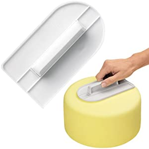 Fondant Smoothing Tool Cake Decorate Smoother Polisher By BuyinCoins