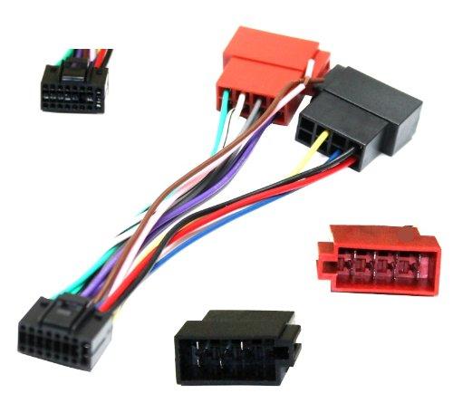 Z7 ISO-Konverter - Adapter - Kabel Radioadapter Radio Kabel Stecker ISO-Kabel Verbindungs