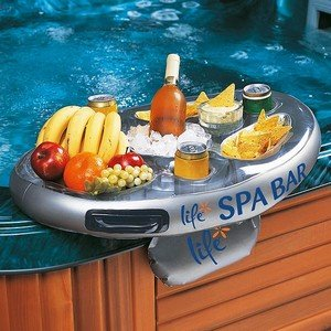 Spa - Hot Tub Bar Refreshment Float - NIB (Hot Tub Bar compare prices)