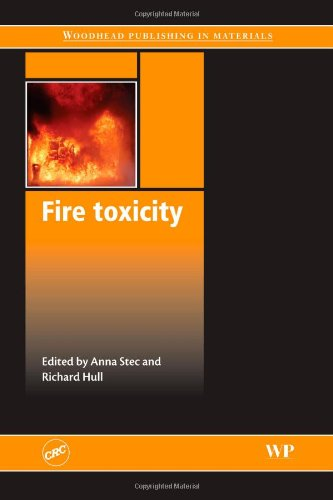Fire Toxicity (Woodhead Publishing in Materials)