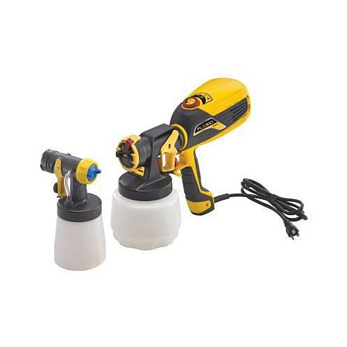 Wagner 0529010 Flexio 590 Indoor/Outdoor Hand-held Sprayer Kit