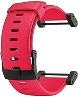 Suunto Ersatzteil Core Rubber Strap - Accesorio para dispositivos electrónicos, color rojo, talla one size