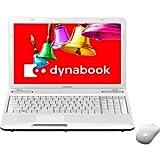 東芝 ノートパソコン dynabook T451/35D(Office H&B搭載)【オリジナルモデル】 PT45135DSFWJ