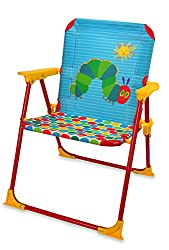 World of Eric Carle The Very Hungry Caterpillar Folding Chair by Kids Preferred