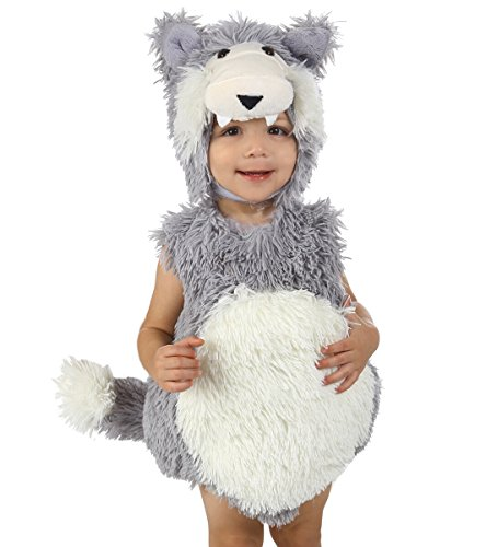Vintage Wolf Infant/Toddler Costume - 18 Months - 2T