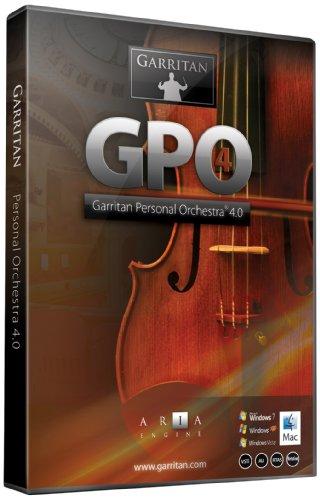 Garritan Personal Orchestra 4th Edition (GPO 4)