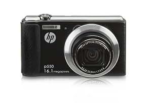 HP P550 Digital Photo Kamera (6,8 cm (2,7 Zoll) LCD, 16 Megapixel, 12,5-fach opt. Zoom, USB)