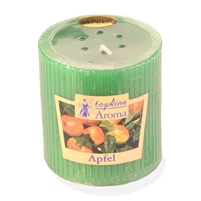 Scented Candle With Apple Smell by Kerzenwelt