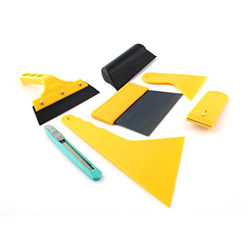 Car Window Tint Tools Kit for Auto, Film Tinting Scraper Application for Car (Pro Tint Windows compare prices)