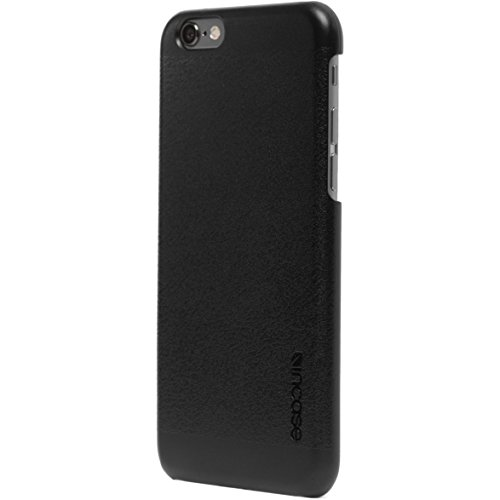 Incase Designs Quick Snap Case for iPhone 6 - Frustration-Free Packaging - Litho Black