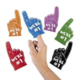 Foam Mini Fingers (1 dz)