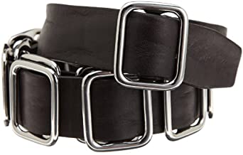 Joe's Jeans Women's Keeper Belt, Black, Small