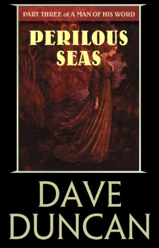 Perilous Seas cover
